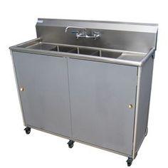33 rental portable sink ideas