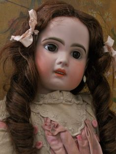 ~~~ Lovely French Bisque Bebe by Jumeau ~~~ from whendreamscometrue on Ruby Lane