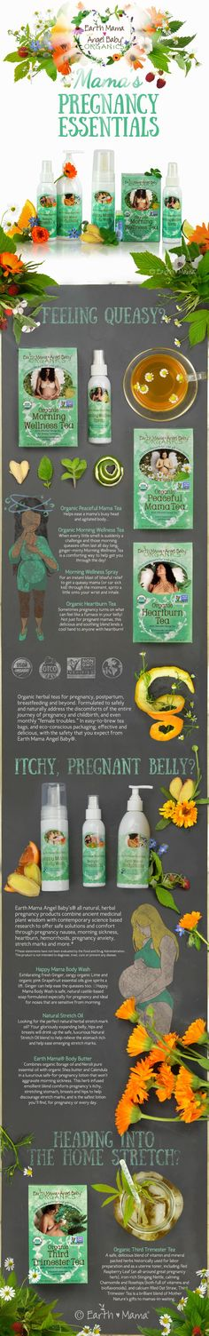 Mama's Pregnancy Essentials Bundle is an extraordinary natural gift for a special pregnant mama. Filled with everything to help ease pregnancy's common discomforts, from worried head to urpy belly!