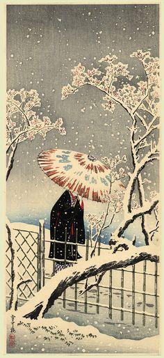 Shotei.  Winter