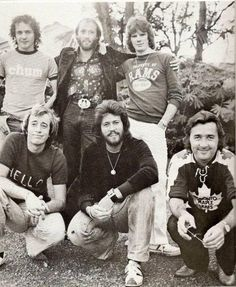 The Boys with their band / 1979
