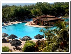 Barcelo Montelimar Resort, Managua Nicaragua it was fun... Too much partying.... I stayed at the beach part most of the time