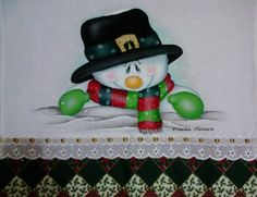 Frosty's little brother maybe...