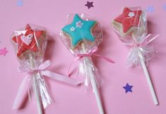 Cookie wands!!!!!