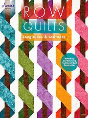 Quilt Patterns - Row Quilts, Longitudes & Latitudes