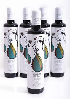 Extra Virgin Olive Oil Miterra My Earth on Packaging of the World - Creative Package Design Gallery
