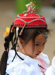 China- Kunming- tripes- dance- 1953.jpg | Skyum World Travel Images