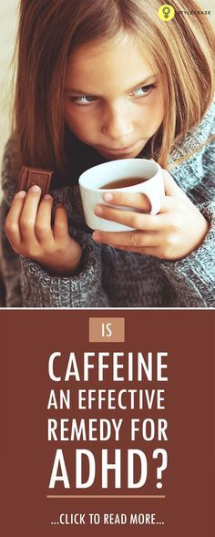 11 Effective Home Remedies to Cure Attention Deficit Disorder. Is Caffeine An Effective Remedy For ADHD? Natural Home Remedies, Herbal Remedies, Health Remedies, Cold Remedies, Home Remedies For Adhd, Holistic Remedies, Adhd Diet, Adhd Strategies, Adhd And Autism