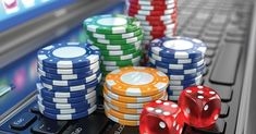 What are the factors that make online gambling popular?