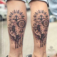 Elements of Life Tattoo