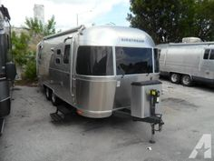 2014 Thor Airstream Travel Trailer for Sale in Hollywood, Florida Classified | AmericanListed.com