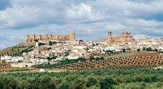 Castillo de Burgalimar. Baños de la Encina (Jaén)