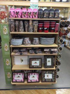 Camo kitchen ware