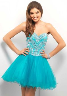Blush 9404 at Prom Dress Shop