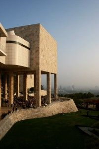 The Getty Center - Things to do in LA  #losangeles #architecture #travel