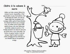 French Teaching Resources, Teaching French, Educational Activities For Kids, Class Activities, Play Based Learning, Kids Learning, Amelie Pepin, Daycare Themes, Canadian Culture