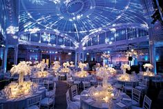 Reception Lighting Effects