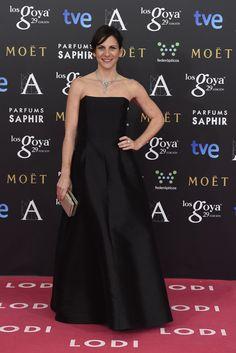 Malena Alterio - Premios Goya 2015 (Caramelo)