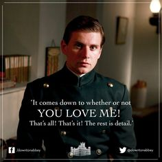 Downton Abbey - Tom Branson and Sybil Crawley