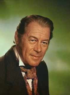 Sir Rex Harrison (England) The oft married Sir Rex had a scandal filled personal life, and was a difficult personality, but none the less proved a marvelous actor on stage and screen.