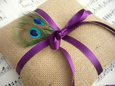 Ring pillow - without feathers