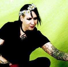 """Marilyn Manson 