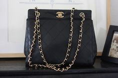 0dc40aa435f48b 19 Best chanel images | Chanel bags, Chanel handbags, Chanel tote
