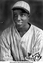 "James Thomas ""Cool Papa"" Bell  was an American center fielder in Negro league baseball, considered by many baseball observers to have been one of the fastest men ever to play the game. He was elected to the Baseball Hall of Fame in 1974."