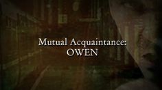 Owen makes a visit to the wife of a man who owes Owen some money!