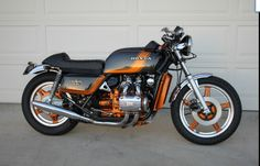 1978 Honda Gold Wing Cafe Racer