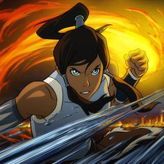 Legend of Korra: Dark Into Light.