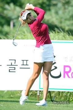 The next KLPGA event takes place the 27th through the 30th.  Ha Na Jang is the defending champ and will be in the field.  So Yeon Ryu and Hee Kyung Seo will also be on hand to represent the LPGA, and