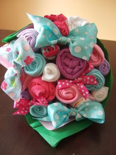 My Baby Bouquets on Etsy!