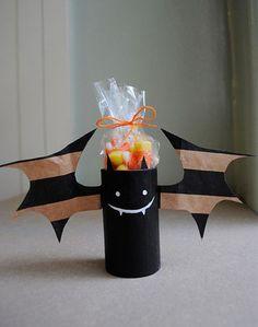 ¿Todavía con los preparativos de Halloween? Te dejamos una forma de servir dulces #Idea #DIY