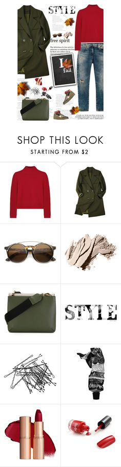 """""""Untitled #2415"""" by amimcqueen ❤ liked on Polyvore featuring Chloé, Bobbi Brown Cosmetics, Marni, Ex Voto Paris, H&M, Aesop and Valentino"""