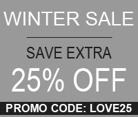 WINTER SALE Use coupon code: LOVE25 and SAVE additional 25% Off www.lovieartjewelry.com