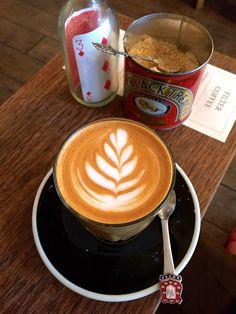 TAP Coffee London, England