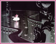 "the-disney-elite: ""Mary Blair's concept art for Walt Disney's Cinderella "" Art Disney, Disney Concept Art, Disney Kunst, Disney Love, Disney Magic, Disney Pixar, Disney Style, Disney Artwork, Mary Blair"