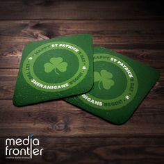 Is there a pint of Guinness in your future today? Or a glass of green beer? Happy Saint Patrick's Day!