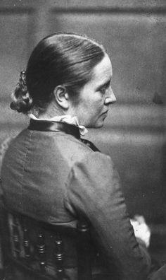 Elizabeth Garrett Anderson: Elizabeth Garrett Anderson - about 1875