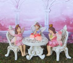 Princess Fairy Garden Party