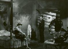 Tadeusz Janczar (Paweł) & Maria Wachowiak (Lidka), 'Pożegnania' ('Farewells'), Wojciech Has, 1958