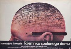 The Peanut Butter Solution Tajemnica spalonego domu Walkuski Wieslaw Polish Poster.pl