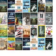 """Wednesday, June 21, 2017: The Bulverde/Spring Branch Library has nine new bestsellers, one new audiobook, five new children's books, and nine other new books.   The new titles this week include """"Camino Island: A Novel,"""" """"The Shack,"""" and """"Come Sundown."""""""