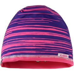 Alabama Crimson Tide Top of the World Women's Zonal Reversible Knit Beanie - Pink/Purple - $24.99