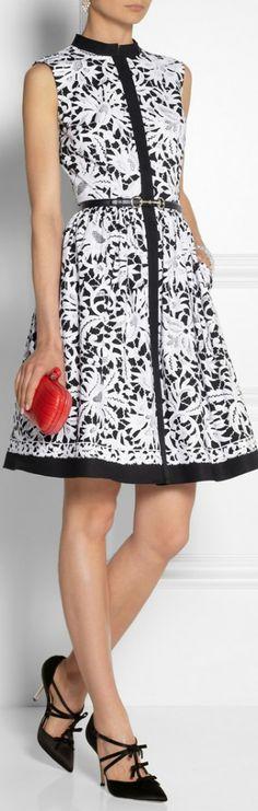 #Oscar de la Renta #Summer #couture #oscardelarenta #oscar #renta #fashion #luxe #luxury #delarenta #RTW
