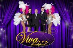 VIVA Blackpool Summer Spectacular at VIVA Blackpool, 3 Church Street, Blackpool, FY1 1HJ, UK  ***On Saturday October 05, 2013 at 7 pm to 11 pm.  *VIVA Blackpool is Blackpool's No.1 Show Night Out.  ***URLs:  Facebook:  http://atnd.it/18EutZ4 Booking:  http://atnd.it/18EuvA2  ***Price:  29.90: 3 Course Dinner and Show 12.90: Silver Circle 'Show Only' 14.90: Gold Circle 'Show Only'  *Category: Attractions  *Artists: Guest Vocalists, VIVA Showgirls, Phil Jeffries, Leye D Johns.