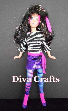 Clothes for Jem dolls