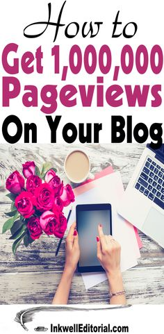 Get 1 000 000 Yes 1 Million Pageviews On Your Make Money Blogging, How To Make Money, How To Get, Branding, Blog Planner, Blogger Tips, Blogging For Beginners, How To Start A Blog, Affiliate Marketing