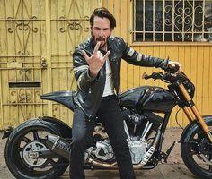 いいね!253件、コメント1件 ― Alex Zatteraさん(@alexzattera)のInstagramアカウント: 「Repost @monigonzal #keanureeves #keanu #ator #actor #cinema #moto #motorcycle #motorcycles…」